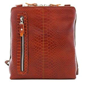 کیف اسپرت چرم زنانه و مردانه کروکدیلی