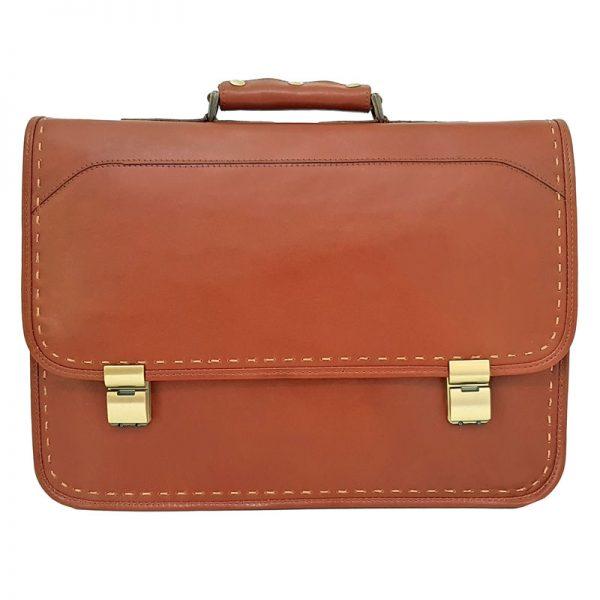 کیف لپ تاپ اداری چرم طبیعی