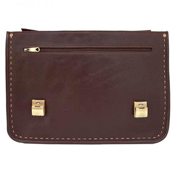 کیف لپتاپ چرم طبیعی