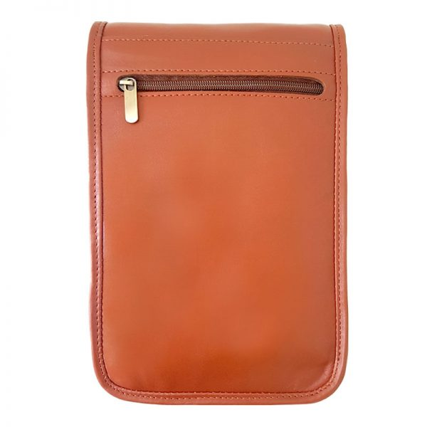 کیف دوشی چرمی قفل دار