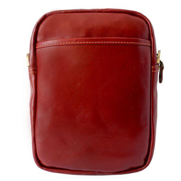 کیف دوشی چرم طبیعی