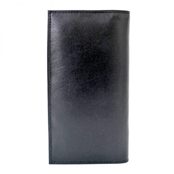 کیف پول پالتویی چرم مردانه