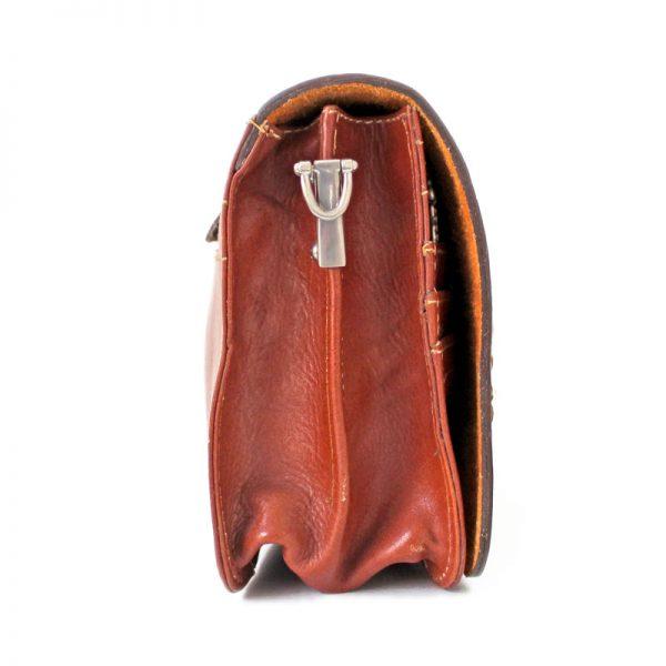 کیف پاسپورتی چرم طبیعی مردانه