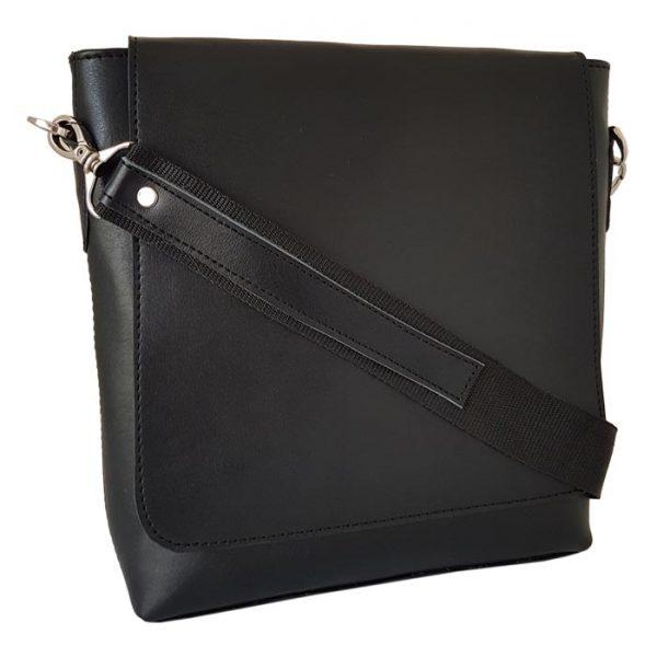 کیف دوشی اسپرت چرم طبیعی مردانه
