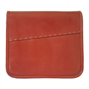 کیف دوشی چرم طبیعی مردانه و زنانه اسپورت