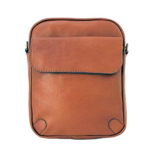 کیف دوشی چرم طبیعی گاوی