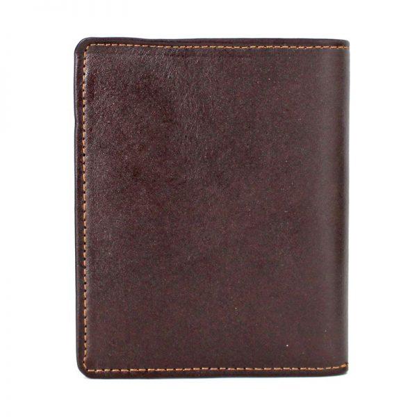 کیف پول چرم جیبی مردانه