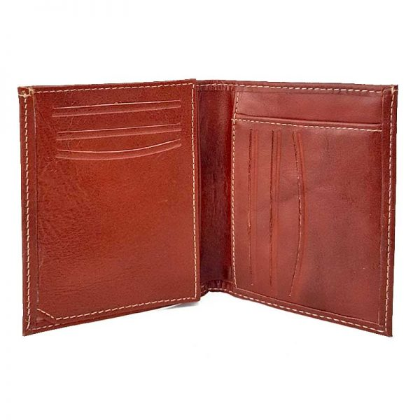 کیف پول جیبی چرمی مردانه