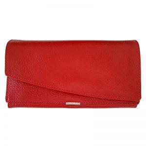 کیف پول زنانه چرم بزی