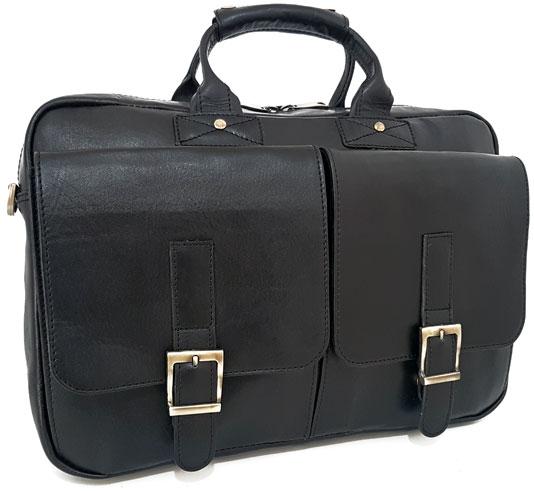 فروش ویژه کیف اداری چرم طبیعی مردانه و زنانه اسپرت دو جیب