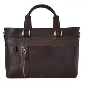 کیف اداری چرم طبیعی زنانه LB430