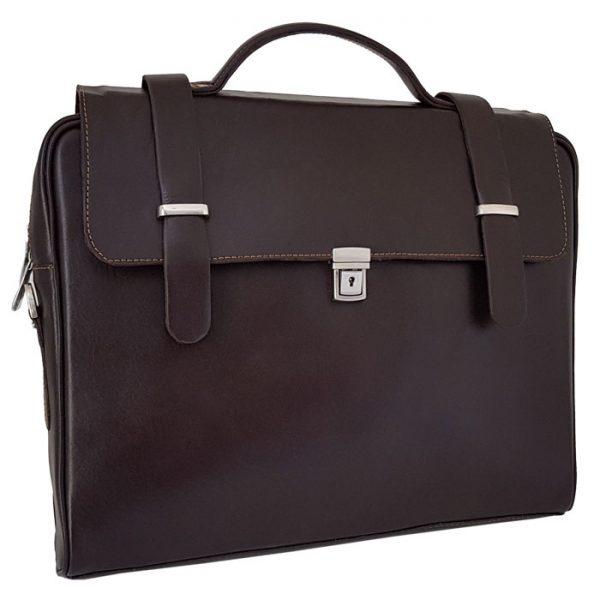 کیف اداری و لپتاپ چرم طبیعی مردانه و زنانه