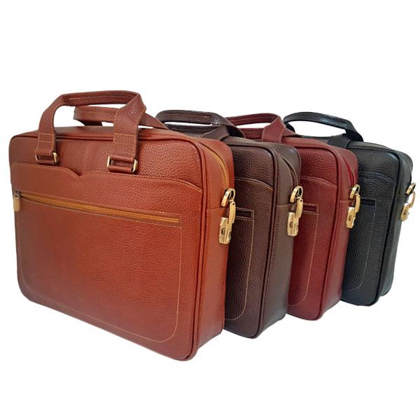 کیف اداری و لپ تاپ چرم فلوتر گاوی