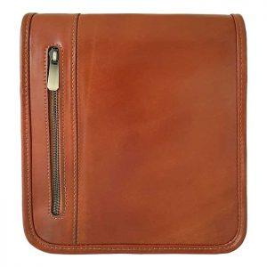 کیف دوشی اسپرت چرم طبیعی مردانه و زنانه