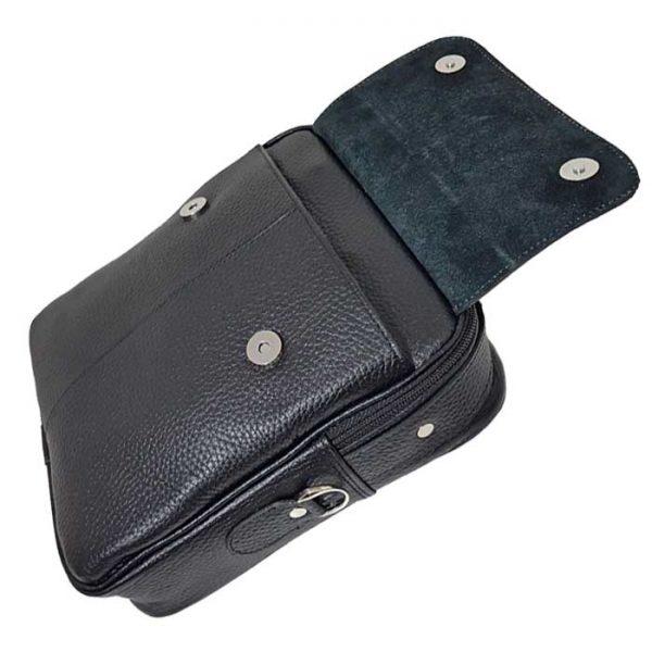 کیف دوشی اسپرت چرمی مردانه و زنانه دسته دار