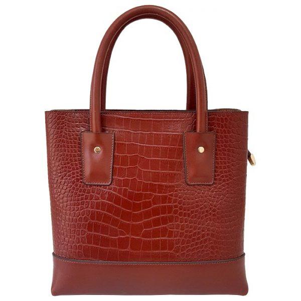 کیف دستی چرم طبیعی زنانه