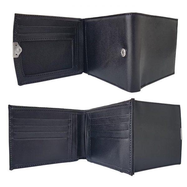 کیف پول جیبی مردانه چرمی