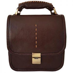 کیف پاسپورتی و دسته دار چرم طبیعی